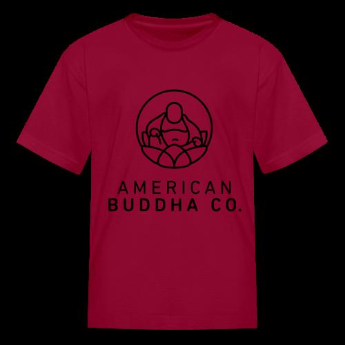 AMERICAN BUDDHA CO. ORIGINAL - Kids' T-Shirt