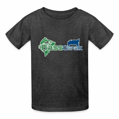 BassGeek Logo - Kids' T-Shirt