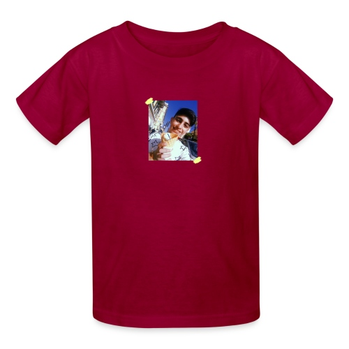 WITH PIC - Kids' T-Shirt
