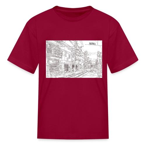 StreetLines - Kids' T-Shirt
