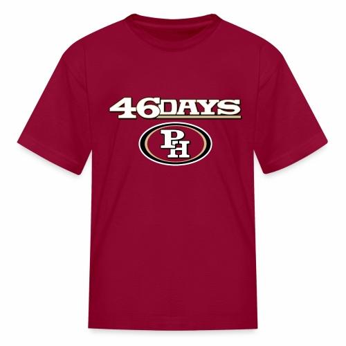 46days - Kids' T-Shirt