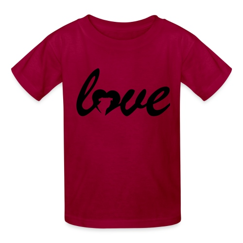 Dog Love - Kids' T-Shirt