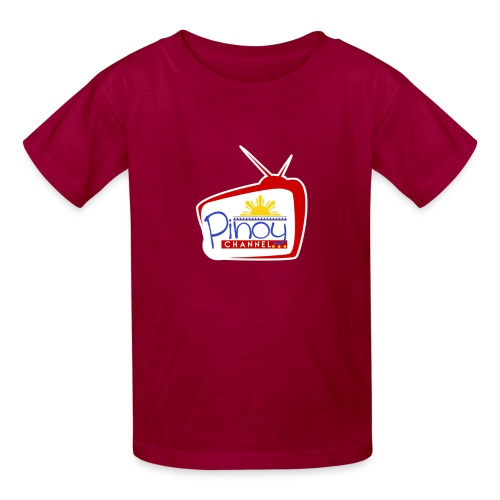 Pinoy Channel Logo - Kids' T-Shirt