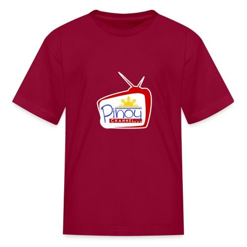 Pinoy Channel Logo - Kids' T-Shirt