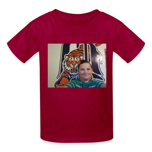 Bro's channel - Kids' T-Shirt