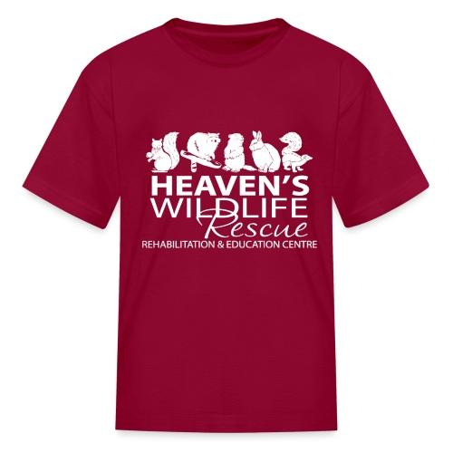 HWR White - Kids' T-Shirt