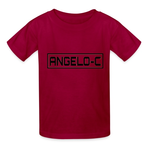 red angelo clifford shirt - Kids' T-Shirt
