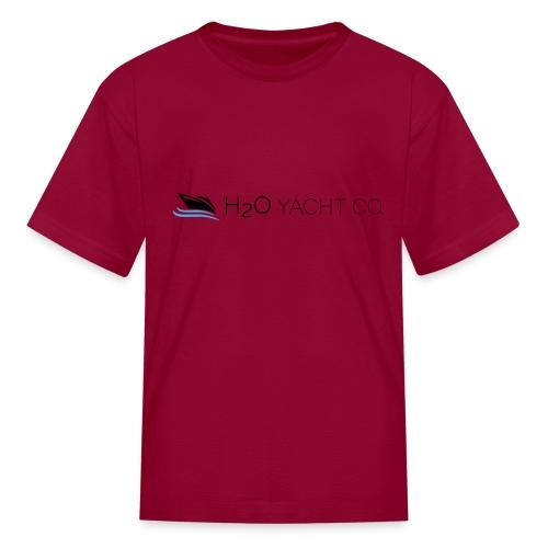 H2O Yacht Co. - Kids' T-Shirt