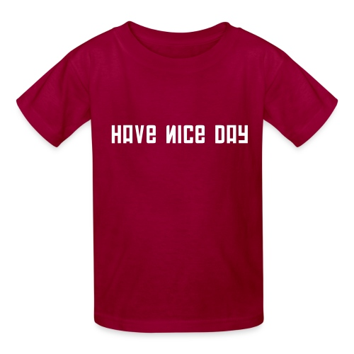 FPS Russia Have Nice Day MP Long Sleeve Shirts - Kids' T-Shirt