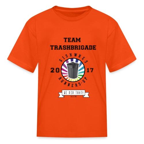 TrashBrigade 2017 - Kids' T-Shirt