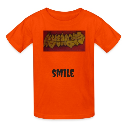 Smile S.J. Art - Kids' T-Shirt