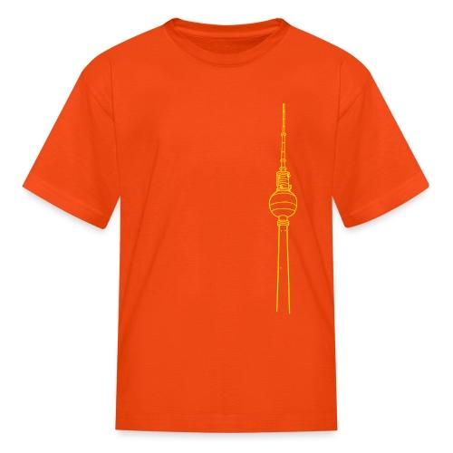 Berlin TV Tower - Kids' T-Shirt