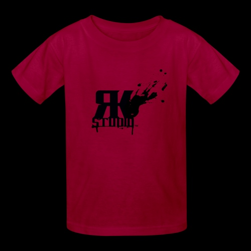 RKStudio Black Version - Kids' T-Shirt