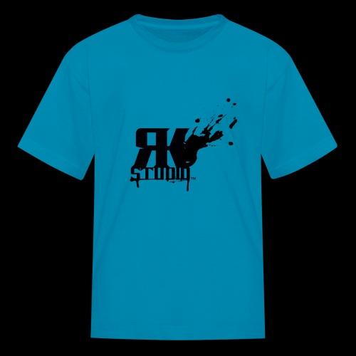 RKStudio Black Version - Kids' T-Shirt