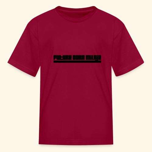 Future Dora Milaje - Kids' T-Shirt