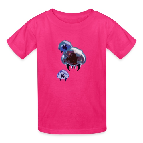 Metroid - Kids' T-Shirt