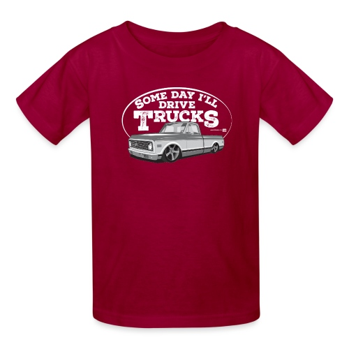 Kids72C10SlammedShortFlee - Kids' T-Shirt