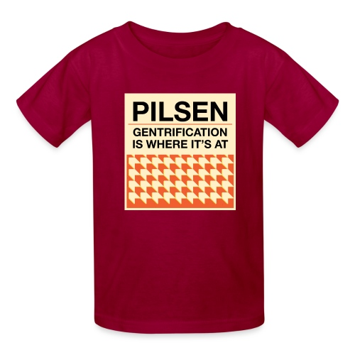 PILSEN SHIRT DESIGN - Kids' T-Shirt