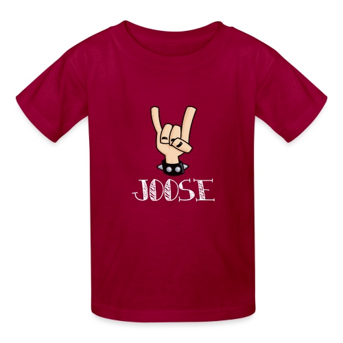 JOOSE HORNS - Kids' T-Shirt