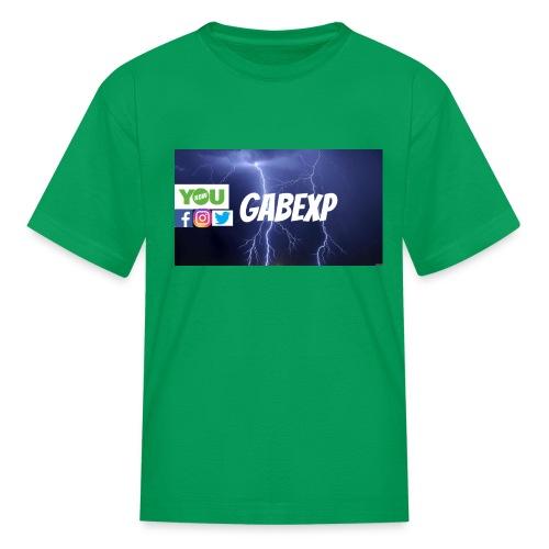 gabexp 1 - Kids' T-Shirt