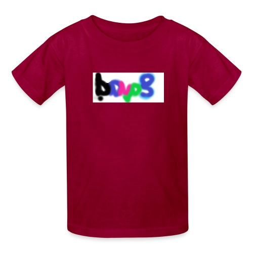 brush the haters off - Kids' T-Shirt