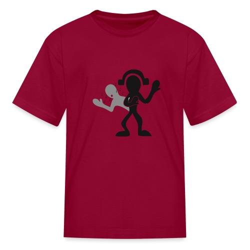 music for soul - Kids' T-Shirt