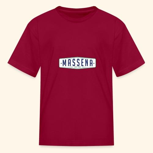 Massena Plate - Kids' T-Shirt