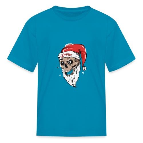 santskull - Kids' T-Shirt