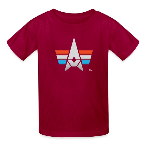 BHK Icon full color stylized TM - Kids' T-Shirt