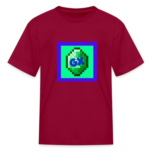 Glarexo Logo - Kids' T-Shirt