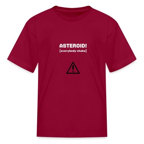 Spaceteam Asteroid! - Kids' T-Shirt
