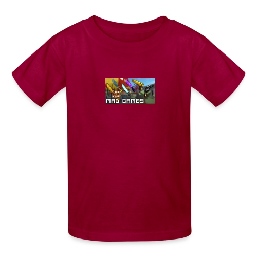 Mad freaking games - Kids' T-Shirt