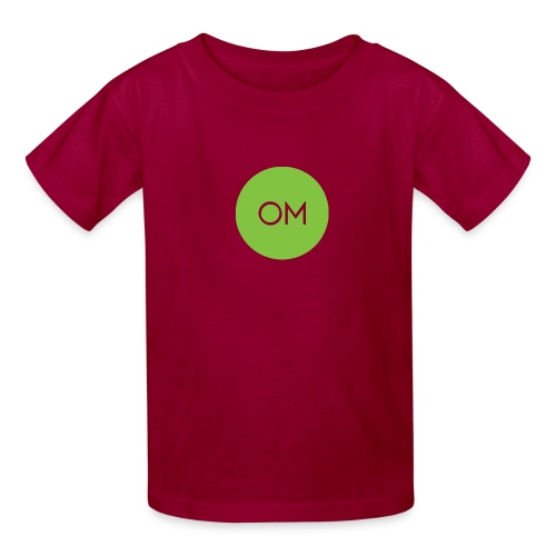 the om merch oficcial - Kids' T-Shirt