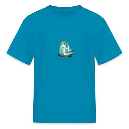 Summrrz Logo Transparent - Kids' T-Shirt