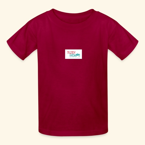 Trendy Fashions Go with The Trend @ Trendyz Shop - Kids' T-Shirt