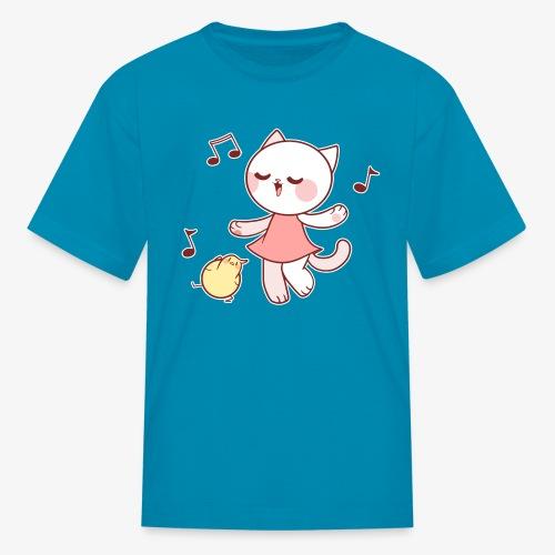 Pip n Pap - Kids' T-Shirt