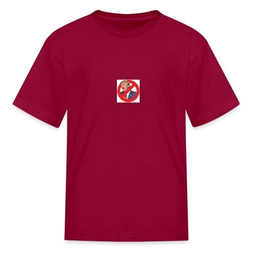 blog stop trump - Kids' T-Shirt