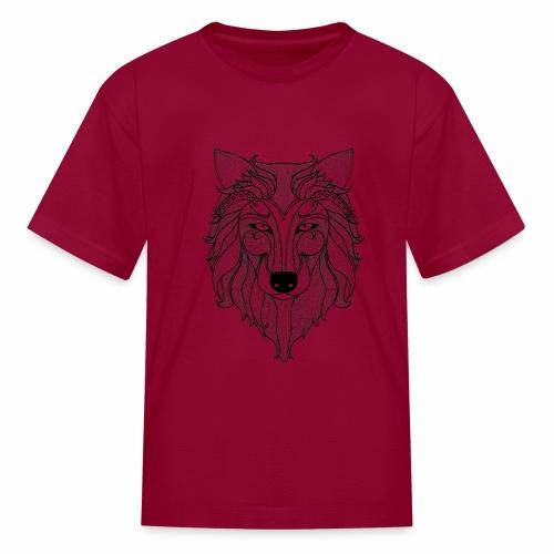 Classy Fox - Kids' T-Shirt