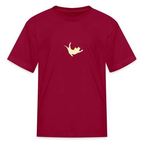 Fly Cat - Kids' T-Shirt