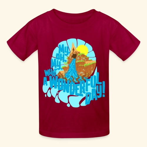 splashMT2 - Kids' T-Shirt
