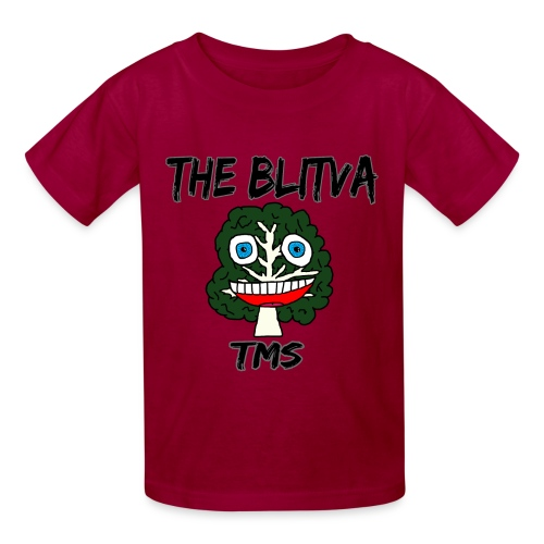 Blitva stuff :) - Kids' T-Shirt