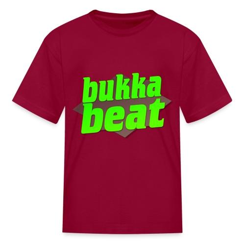 Bukka Beat Logo ( bukkabeat.com ) - Kids' T-Shirt
