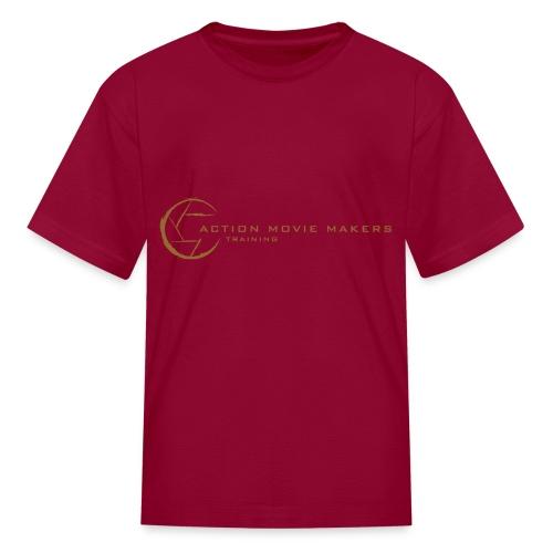 AMMT Logo Modern Look - Kids' T-Shirt