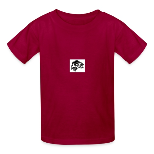 Cole Thompson Outdoors Logo - Kids' T-Shirt