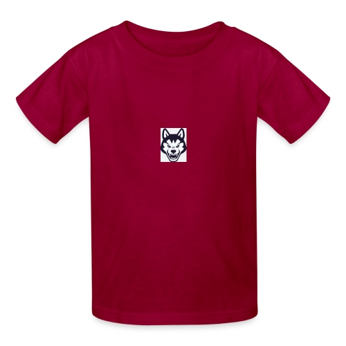 because its my fist logo - Kids' T-Shirt