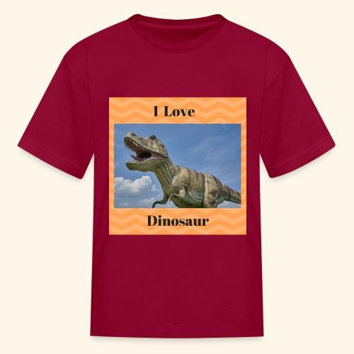 I Love dinosaure - Kids' T-Shirt