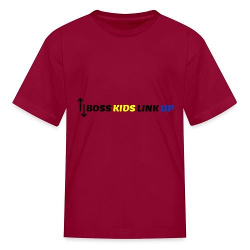 Boss Kids Link 2 - Kids' T-Shirt