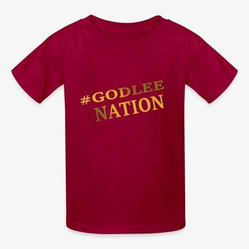GodLee Nation - Kids' T-Shirt