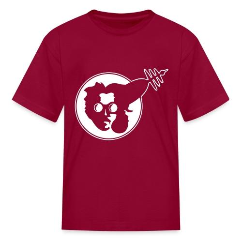 Banzai Raygun Logo - Kids' T-Shirt
