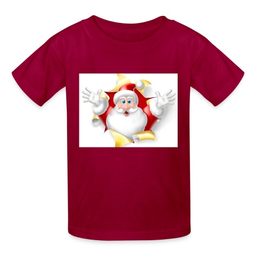 santa limited edition merch - Kids' T-Shirt